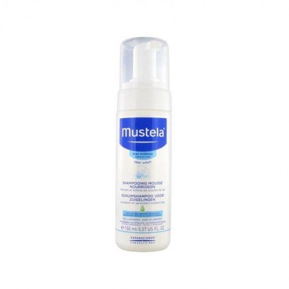 MUSTELA shampooing mousse...