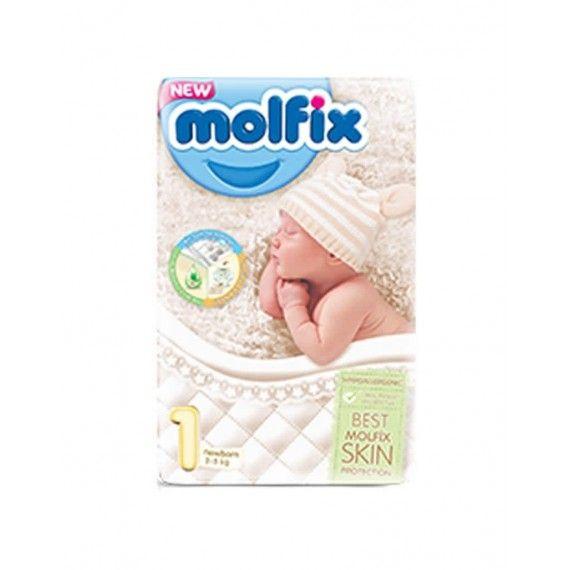 MOLFIX couche 1 Nouveau-Né...