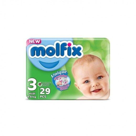 MOLFIX Couche 3 (28 pièces )