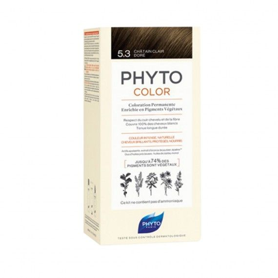 PHYTOCOLOR COULEUR SOIN 5,3...