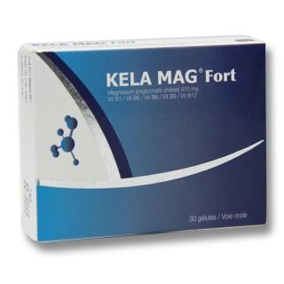 KELA - MAG FORT 30 GÉLULES