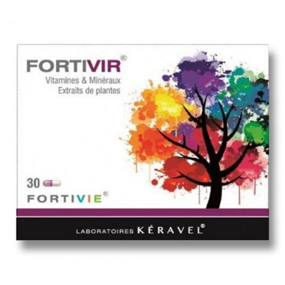 FORTIVIR Vitamines et...