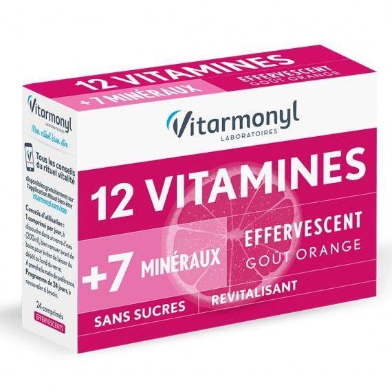 Vitarmonyl MULTIVITAMINES...