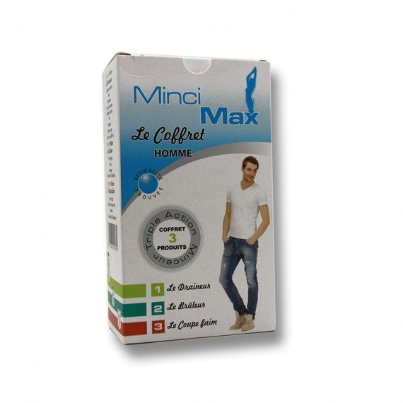 Coffret MinciMAX - Triple...