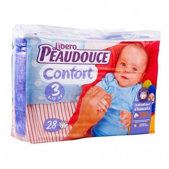PEAUDOUCE - couche bébé...