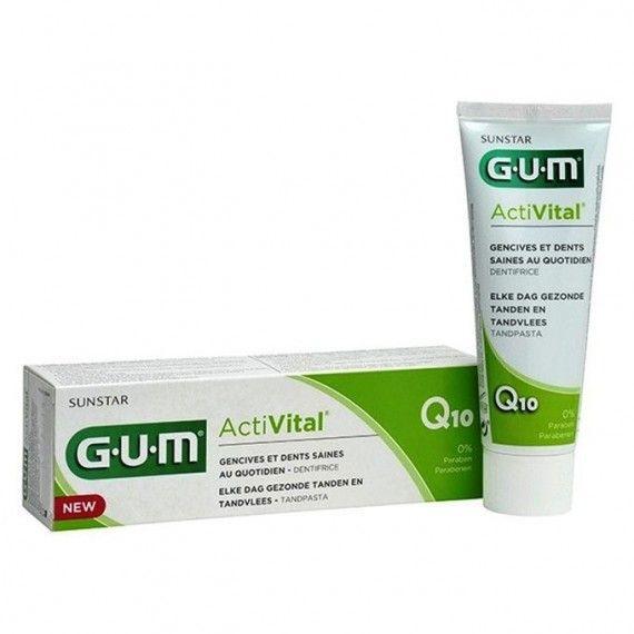GUM ACTIVITAL SUNSTAR...