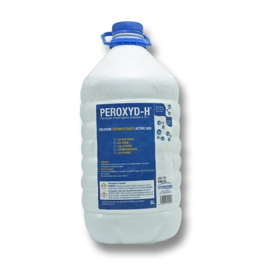 Peroxyde H - Solution...