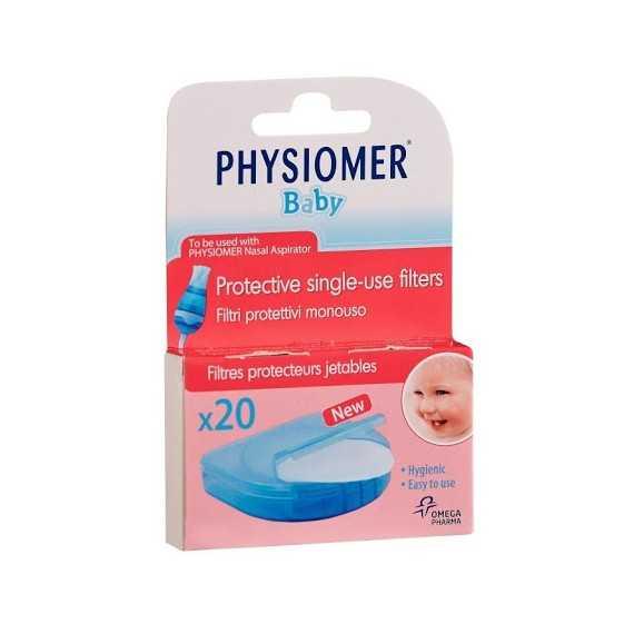 PHYSIOMER BABY filtres...