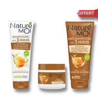 NATURE MOI PACK - 3 HUILES