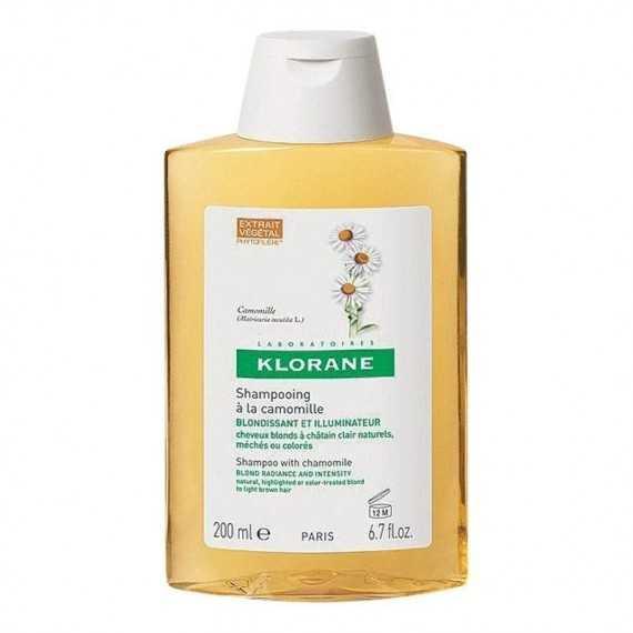 KLORANE shampoing à la...