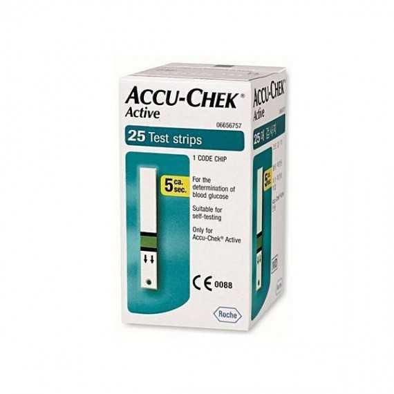 ACCU CHEK Active -...