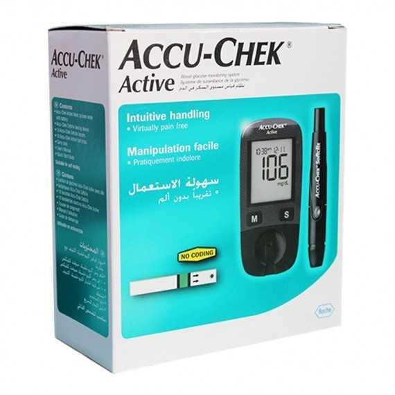 ACCU CHEK Active - Appareil...