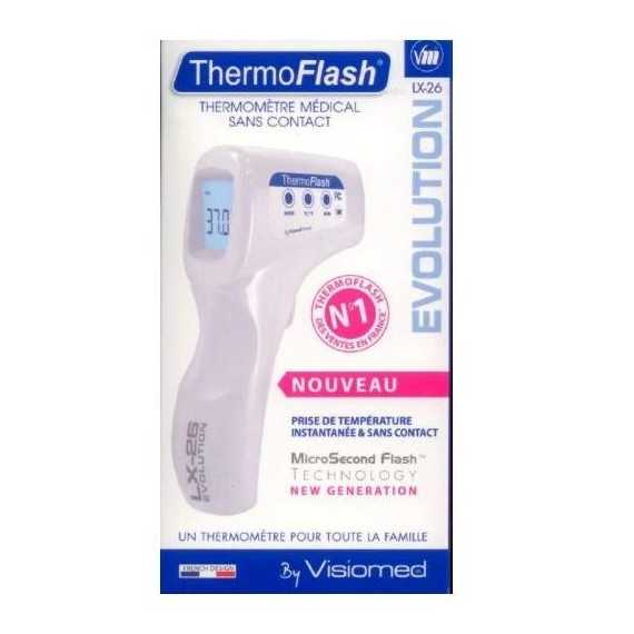Visiomed Thermoflash Lx-26...