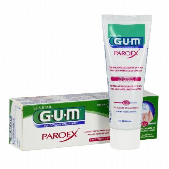 GUM Paroex dentifrice - 75 ml
