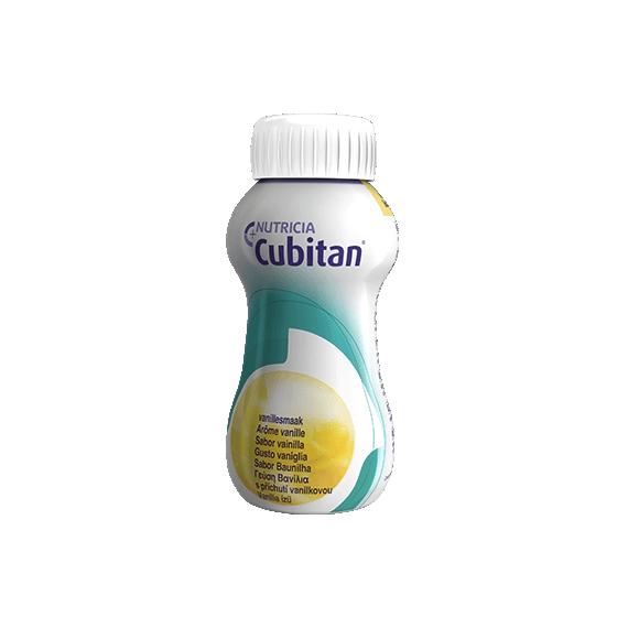 NUTRICIA cubitan vanille