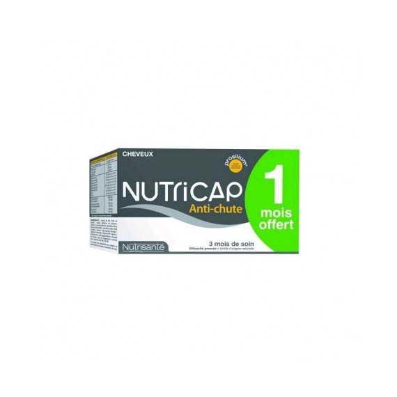 NUTRICAP ANTI CHUTE B/180