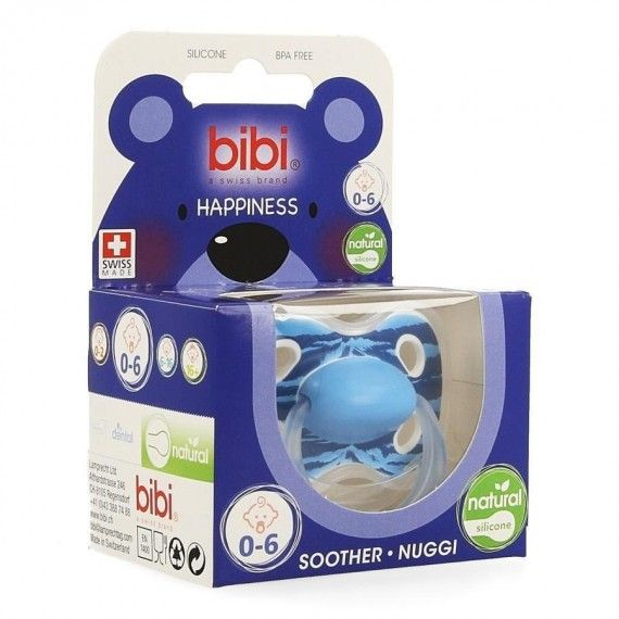 Sucettes bibi® Happiness