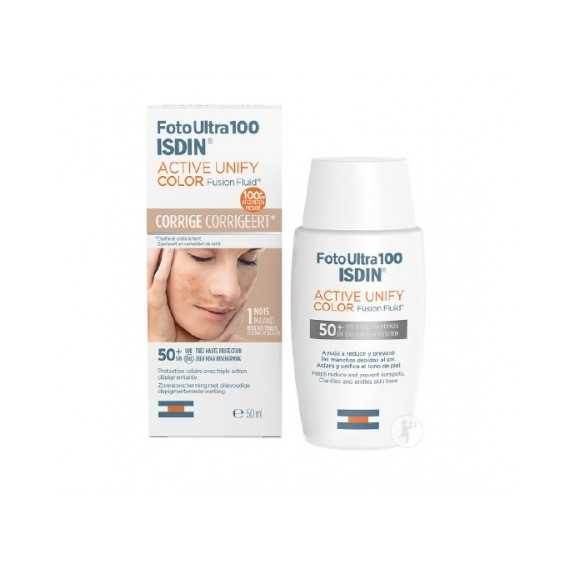 ISDIN Active Unify COLOR...