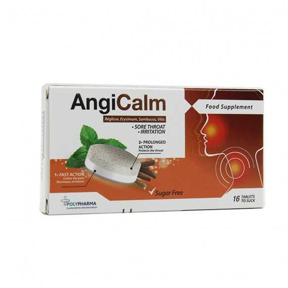 AngiCalm Réglisse - 16...