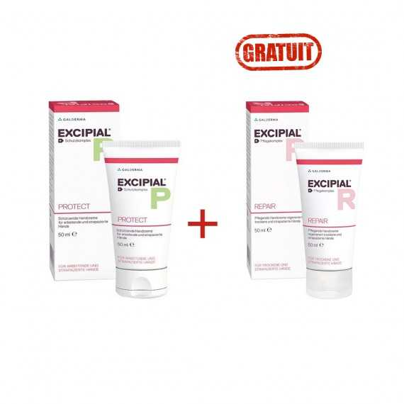 Pack EXCIPIAL PROTECT MAINS...