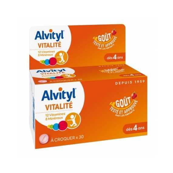 ALVITYL VITALITE A CROQUER...