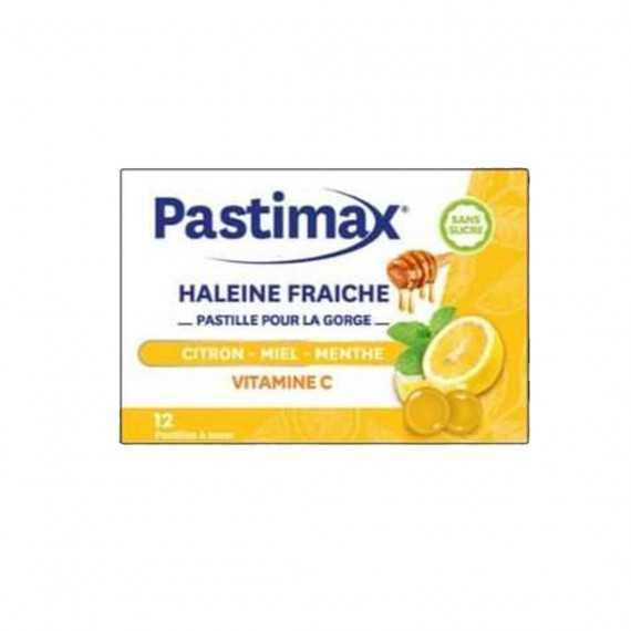Pastimax Haleine fraiche au...