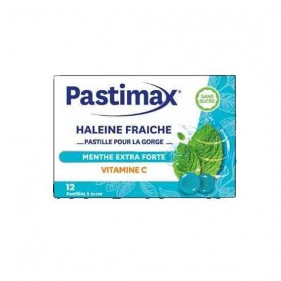 Pastimax Haleine fraiche à...