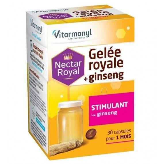 Gelée Royale + Ginseng 30...